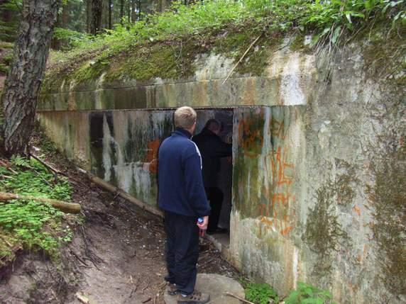 Udflugt Til Bunkermuseet I Silkeborg
